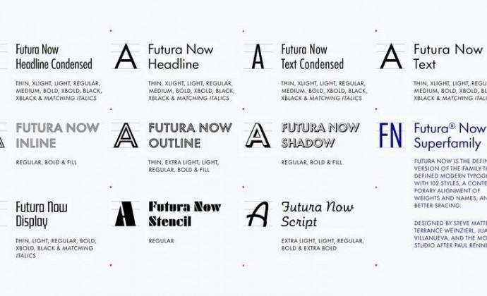 从这篇文章看懂2021年字体的流行趋势