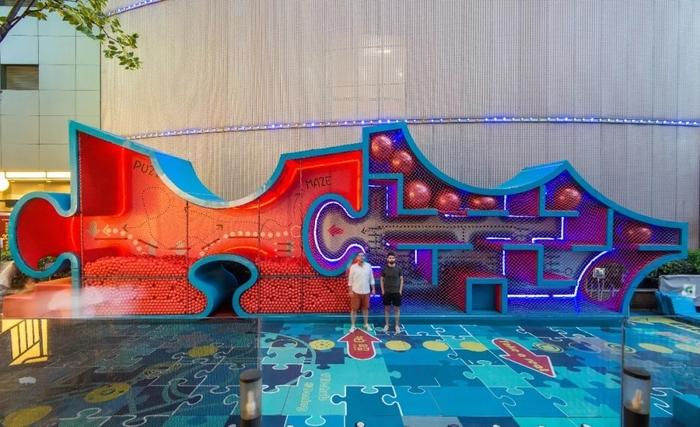 """可能是上海最""""红""""的游乐场"""